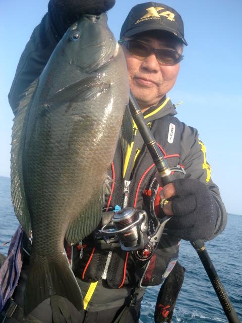 魚種 グレ | 釣行記タグ | (株)...