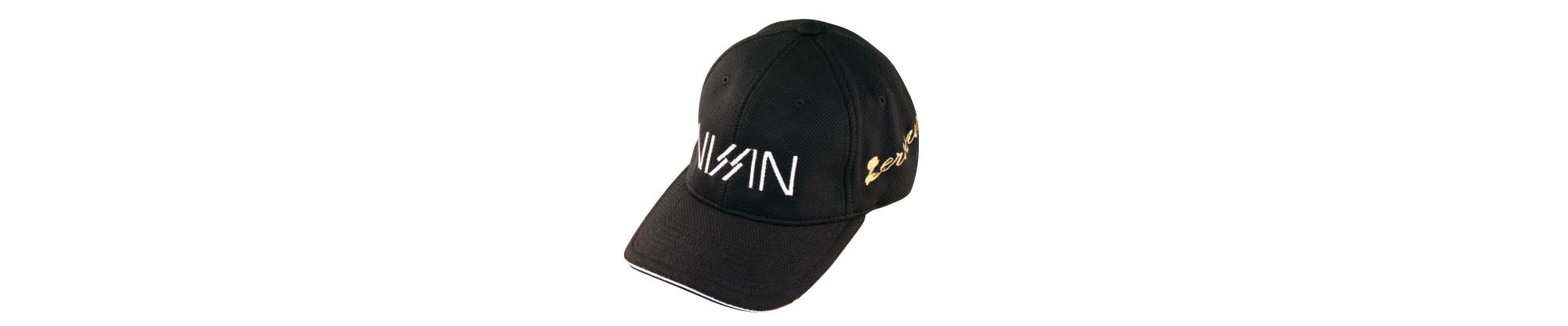 NISSIN メッシュキャップ