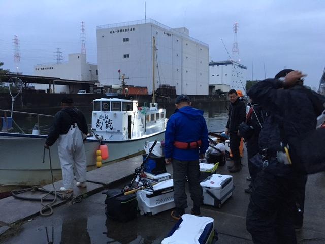 釣り船武蔵